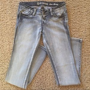 G by guess Eva skinny jeans